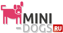 Mini-Dogs Logo