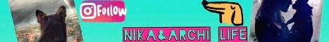 Ника и чихуахуа Арчи, видео блог